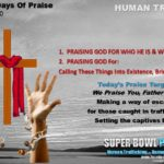 Day #1 of 20 Days Of Praise Targets – SBPP 2020